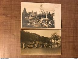 Lot 5 Cartes Photos Thème Militaire - 5 - 99 Postcards