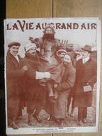 1910 GRAND PRIX D'AMERIQUE:Bruce BROWN Sur BENZ/1911 Nouveaux Modèles RENAULT/RUGBY:RACING CLUB DE FRANCE-STADE FRANCAIS - Boeken, Tijdschriften, Stripverhalen