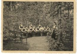 Kontich Kostschool Heilige Harten Altenapark Rustplaats In Het Park (gr) - Kontich