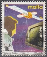 Malta 1991 Michel 854 O Cote (2006) 0.50 Euro Europa CEPT Télécommunications - Malte