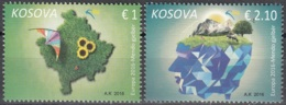 Kosova 2016 Europa CEPT Pensez En Vert Neuf ** - Kosovo