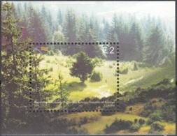 Kosova 2011 Bloc Feuillet Europa CEPT Les Forêts Neuf ** - Kosovo