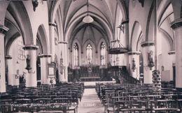 Waarloos Binnenzicht Sint Michielskerk (1864) - Kontich