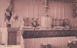 Kontich Kinderheil Gesticht Kardinaal Mercier 12 Kapel - Kontich