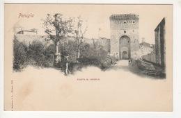 ^ PERUGIA PORTA S.ANGELO PANORAMA 294 - Perugia