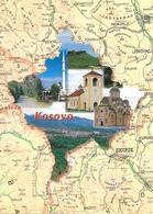 Carte Postale Kosovo - Kosovo