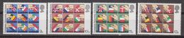 Great Britain 1979 European Elections 4v ** Mnh (44117) - Europese Gedachte