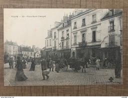 TOURS Place Saint Clément - Tours