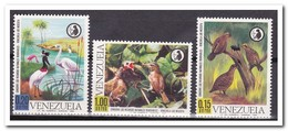 Venezuela 1968, Postfris MNH, Birds - Venezuela