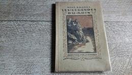 Les Légendes Du Rhin De René Bruère Illustrées Par Stassen 1919 - Histoire