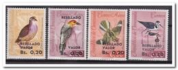Venezuela 1965, Postfris MNH, Birds Overprint ( Tropical Gum ) - Venezuela