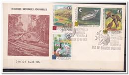 Venezuela 1968, FDC - Venezuela