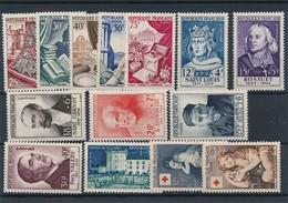 CZ-217: FRANCE: Lot Avec  Timbres** De 1954 - Nuevos