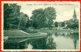 """Zaventem: Park En Kerk """"St-Martinus"""" - Zaventem"""