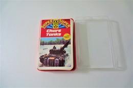 Speelkaarten - Kwartet, Chars - Tanks, FX Schmid - Nr 234, Vintage, *** - - Cartes à Jouer Classiques