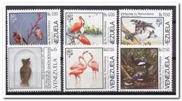 Venezuela 1987+1988, Postfris MNH, Birds - Venezuela