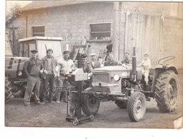 Cisternes La Forêt. Campagne D'Eclairage. Signalisation Des Tracteurs Agricoles. 22/05/1987 - France