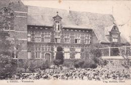 Gheel, Weezenhuis,  2 Scans - Geel