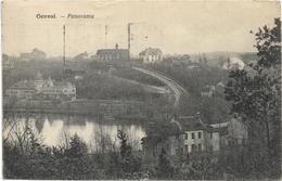 Genval   *  Panorama  (stempel VII° Olympiade Anvers 1920) - Rixensart