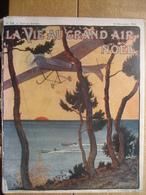 N° De NOEL 1910 :CHAVEZ-LATHAM-WYNMALEN-MORANE-LEBLANC-PAULHAN-WEYMAN-BIELOVUCIC/BOXE : JOHNSON-JEFFRIES-BURNS - Flugzeuge