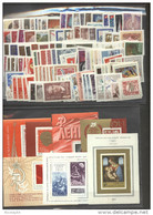 USSR 1970 Year Set Stamps +S/Ss MNH - 1923-1991 USSR