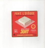 Pont-L'eveque  Jort - Quesos