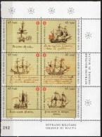 PIA - SMOM - 1997 : Storia Della Marineria Dell' Ordine - (SAS  428-33) - Sovrano Militare Ordine Di Malta