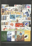 USSR 1990 Full Year Set Stamps +S/Ss MNH - 1923-1991 USSR