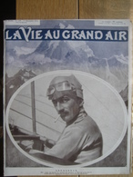 1910 AUTOMOBILE:BUGATTI-BARRE-ROLAND-PILAIN/2e SALON DE L'AVIATION/COUPES FEMINA & MICHELIN/RUGBY AMERICAIN:YALE-HARWARD - Libros, Revistas, Cómics