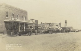 USA - NEBRASKA - Imperial - Street Scene - Carte Photo - Etats-Unis