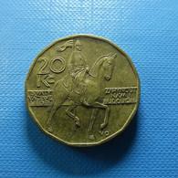 Czech Republic 20 Korun 1998 - Repubblica Ceca