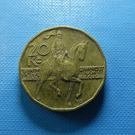 Czech Republic 20 Korun 1998 - Tsjechië