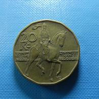 Czech Republic 20 Korun 2002 - Repubblica Ceca