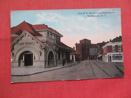 Erie R R Depot  Middletown     New York    Ref 3541 - NY - New York