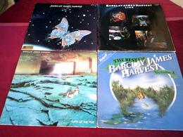 BARCLAY  JAMES  HARVEST    °°  COLLECTION DE 15 / 33 TOURS DIFFERENTS - Vollständige Sammlungen