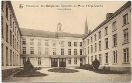 Erps-Querbs  - Erps-Kwerps   *  Pensionnat Des Religieuses Servantes De Marie - Cour Intérieur - Kortenberg