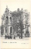 Vilvorde NA28: Hôtel De Ville - Vilvoorde