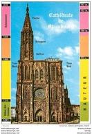 Photo Cpsm Cpm 67 STRASBOURG. La Cathédrale - Strasbourg