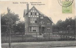 Eysden NA2: St-Barbara. Ingénieurs Huis 1919 - Maasmechelen