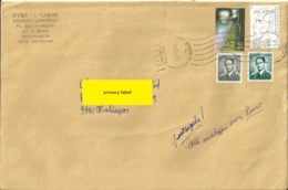 Brugge >> Maldegem 2001 / Format A5 - Covers & Documents