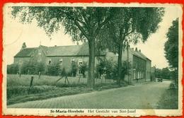 Sint-Maria-Horebeke: Het Gesticht Van Sint-Jozef - Horebeke