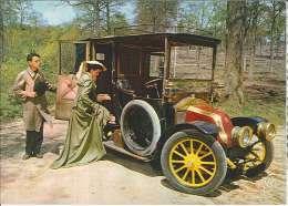 CPM Automobile - Teuf Teuf De La Belle Epoque - N° 6 - Taxi Renault - 1908 - Cartes Postales