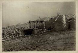 Germany BAVARIA ALEMANIA  WINTER SPORT SPORTS D'HIVER  16*12CM Fonds Victor FORBIN 1864-1947 - Lugares