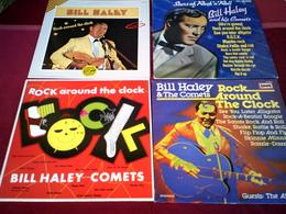 BILL HALEY  ° COLLECTION DE 7 / 33 TOURS - Vollständige Sammlungen