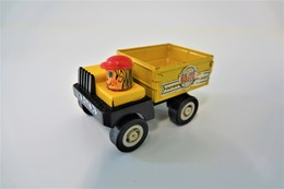 Kosto Toys,M.depose Inter Road , Made In France, 1980's *** 8 Cm (style Tonka) - Dinky