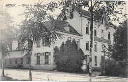 Genck NA11: Hôtel De La Cloche 1909 - Genk