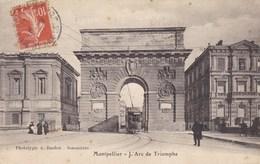Montpellier, L'Arc De Triomphe (pk61103) - Montpellier