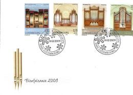 FDC - JOUR D'ÉMISSION   1-12-2009   -   BIENFAISANCE  2009 - FDC