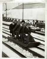ROYAL CHILDREN GEE WHIZ DUCHESS OF TECK PRINCESS VICTORIA HELENA WHITE CITY   21*15CM Fonds Victor FORBIN 1864-1947 - Personalidades Famosas