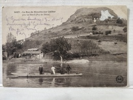 Bac De Nonette Sur L'Allier. Près Le Breuil - Altri Comuni